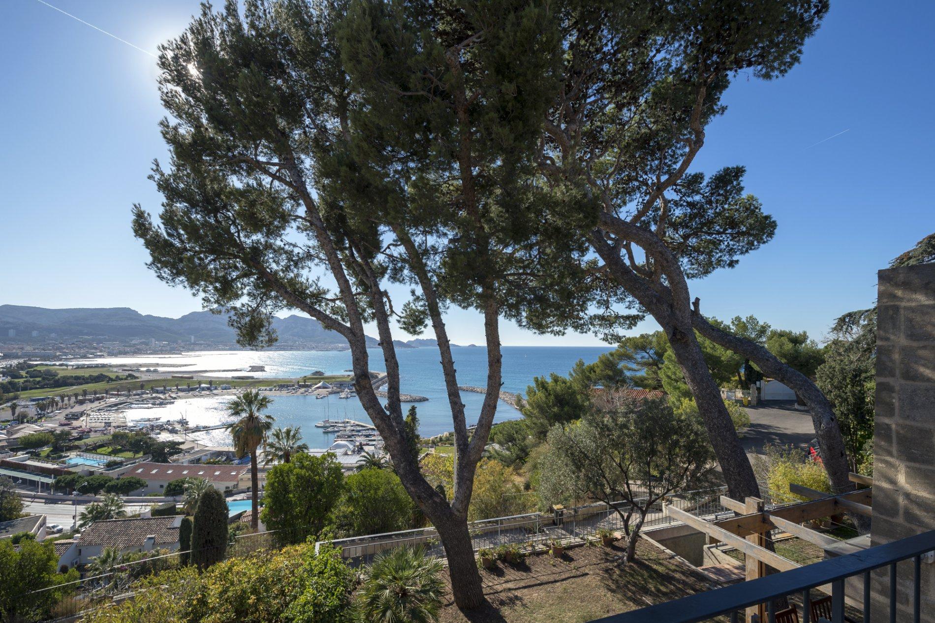 Achat immobilier prestige marseille 7 me 8 me maison appartement villa vendre - Residence avec piscine marseille ...